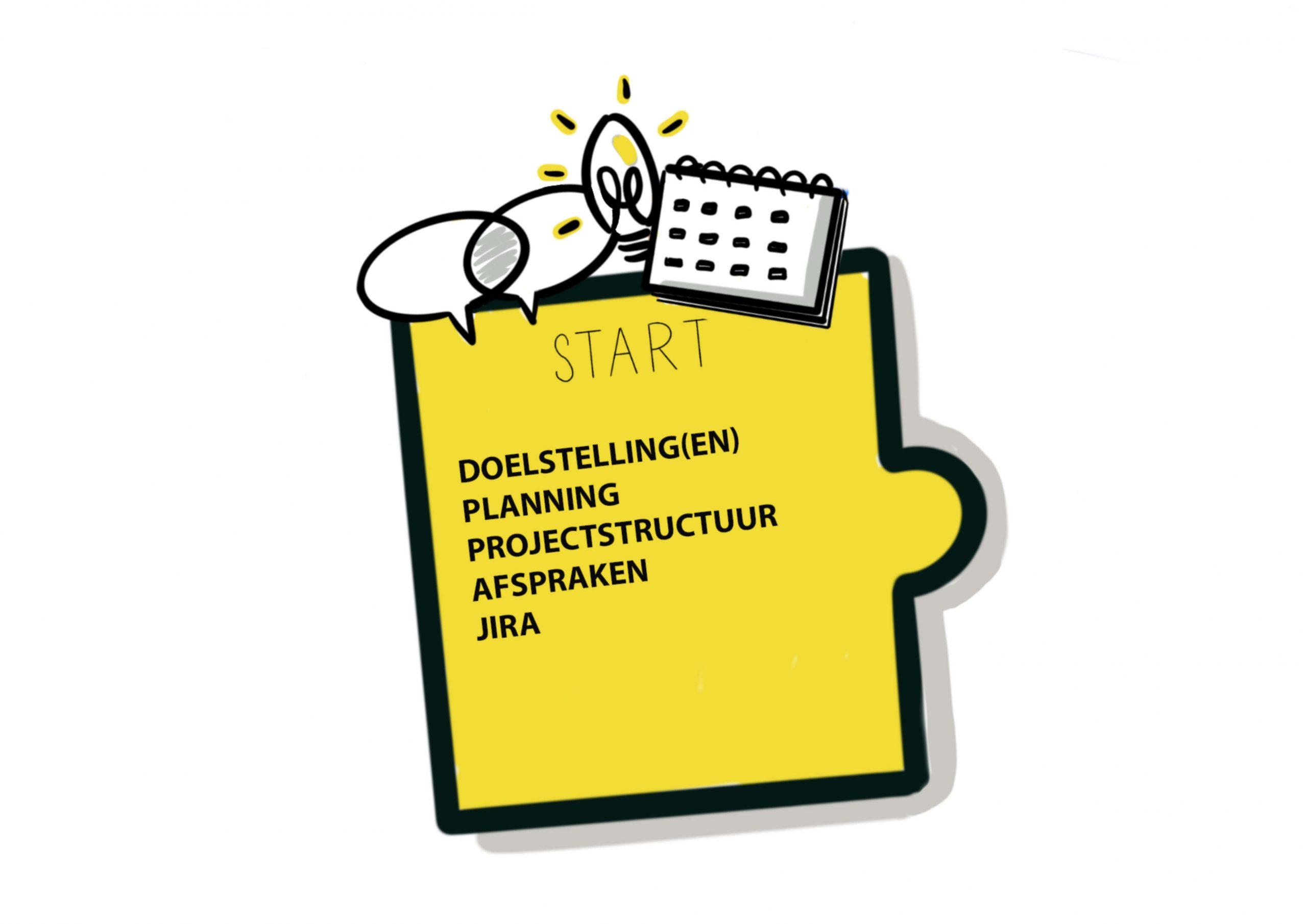 Puzzelstukje visual Landal GreenParks - Start